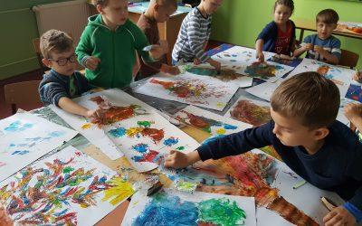 """Zajęcia rozwijające kompetencje emocjonalno-społeczne   realizowane wramach projektu """"Lepsza przyszłość dla maluchów wGminie Zduny"""""""