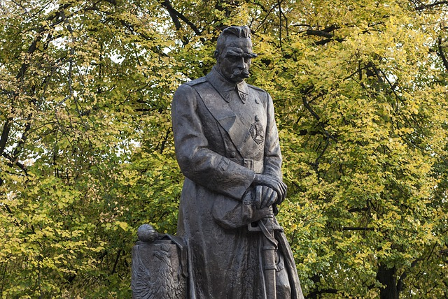 Nasz Patron – Marszałek Józef Piłsudski.  85. rocznica śmierci Józefa Piłsudskiego