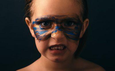 Naucz dziecko rozpoznawać złość.